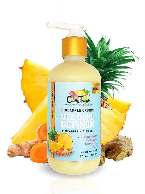 PINEAPPLE CRUNCH GEL CURL DEFINER