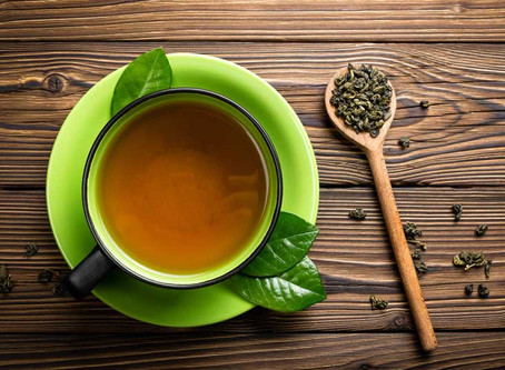 WHY IS GREEN TEA GREAT FOR YOUR HAIR?