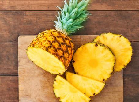 Pineapples & Healthy Hair