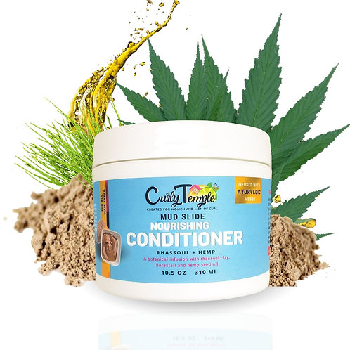 MUD SLIDE NOURISHING CONDITIONER MASK