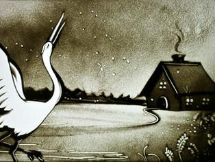 Latvian Crane