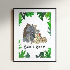 Bedroom Print