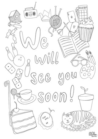 We will see you soon!