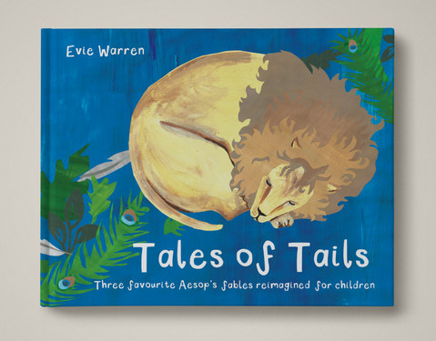Tales of Tails Front Cover