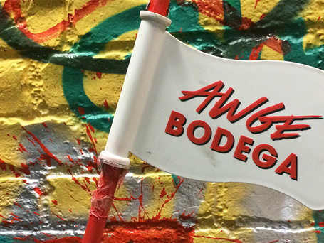 A$AP Bodega Set Dressing