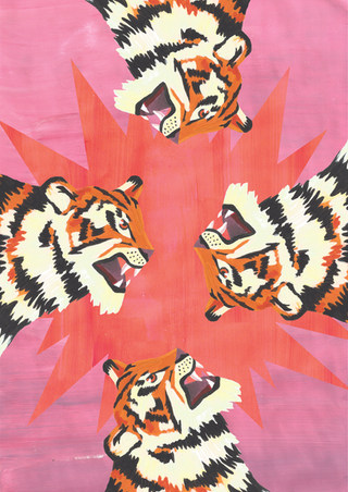 Four Tigers