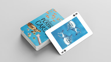 Underwater Playing Cards