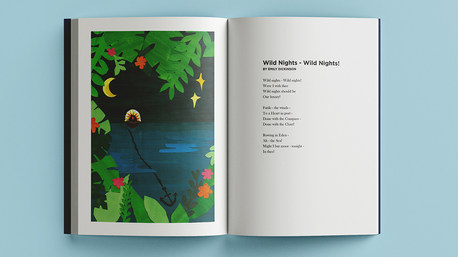 Wild Nights! by Emily Dickinson
