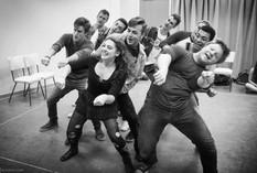 Runaways Rehearsal