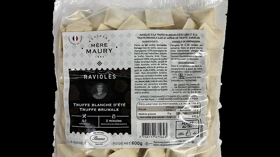 Ravioles à la Truffe Brumale (0,62%) et arôme Truffe - surgelées - 600g