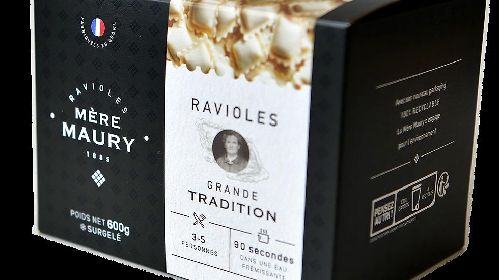 Ravioles Grande Tradition 600g surgelées