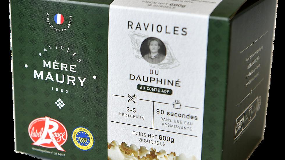 Ravioles du Dauphiné IGP/Label Rouge surgelées 600g