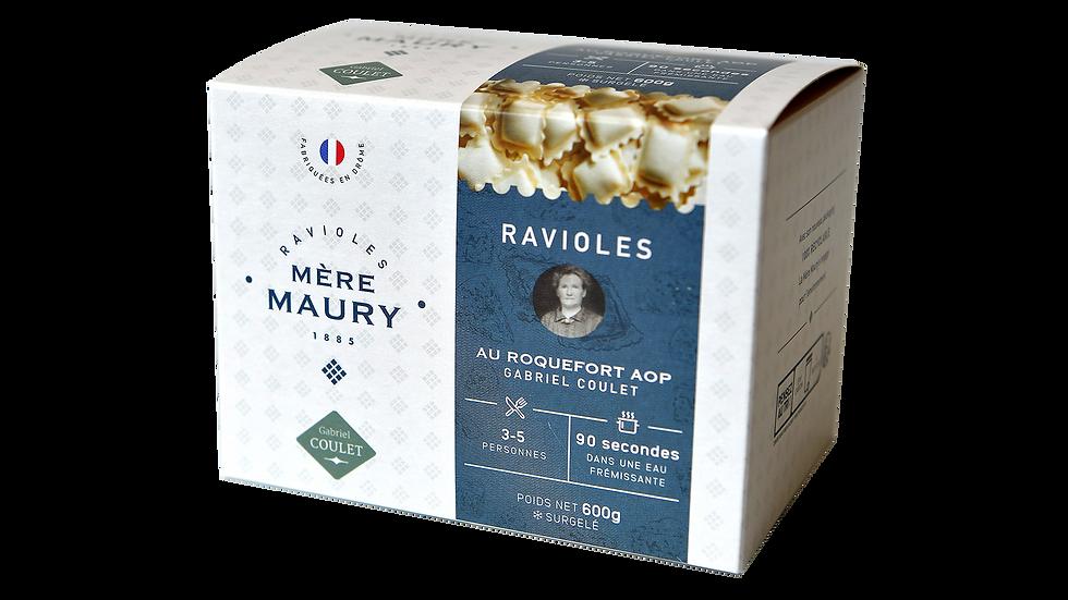 Ravioles au Roquefort AOP Gabriel Coulet - Surgelées - 600g
