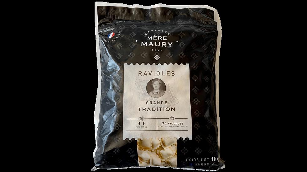 Ravioles Grande Tradition - surgelées - 1kg