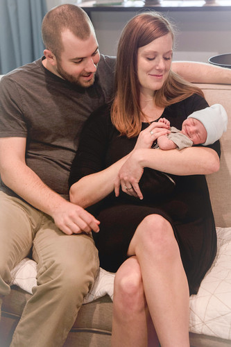 Family Photographer Atlanta GA | Forever Love Studios | Newborn Photographer