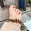 "Thumbnail: Italian 14kt San Marco Bracelet  7"""