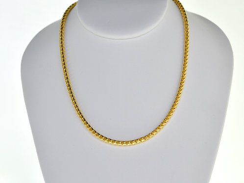 """14K Solid Franco Chain 50.6g.  """"24"""""""