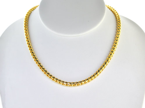 14K Solid Franco Chain  67.8g 22Inches