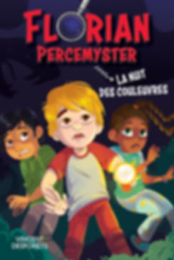 Florian Percemyster, tome 2 : La Nuit de