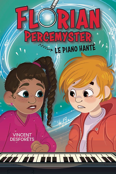 Florian Percemyster, tome 3 : Le Piano h