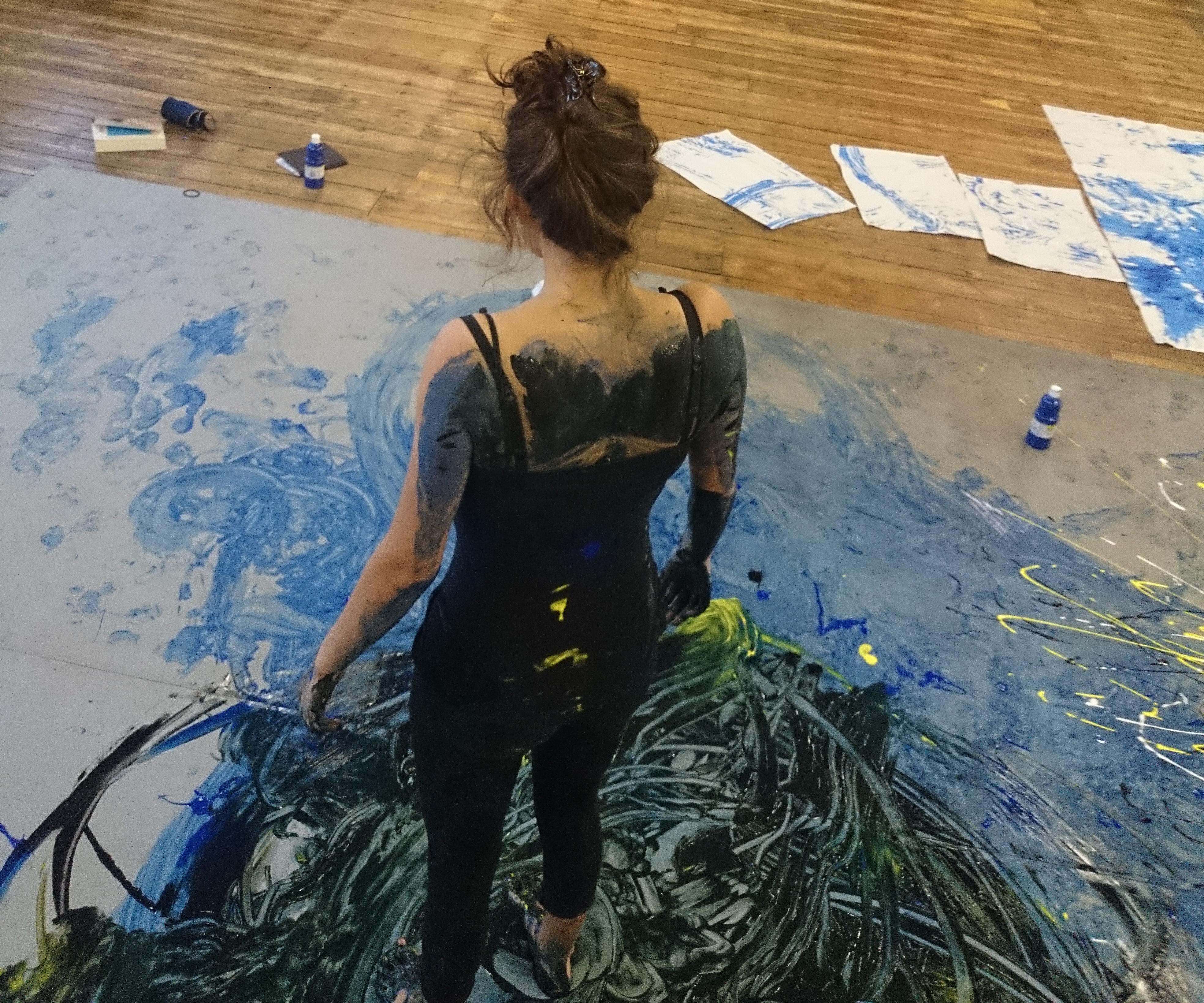Body Painting (2014)
