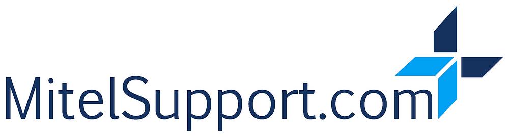 MitelSupport.com logo