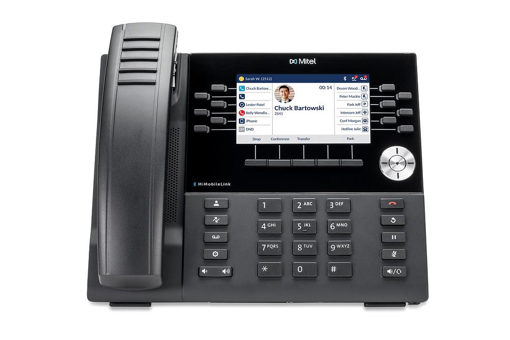 Mitel 6930 Desktop IP Phone on MiVoice Connect