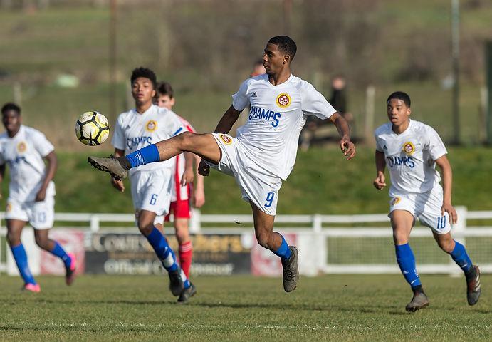 20190222 Champs Academy U18 v Sunderland