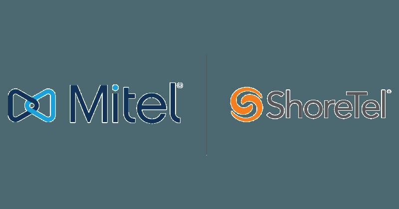 Mitel ShoreTel logo