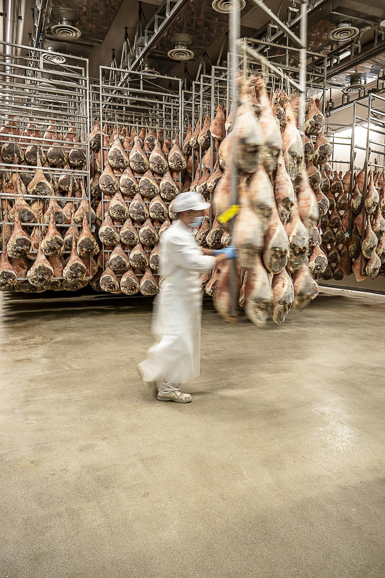 Story tellingIndustria Alimentare Salumificio Agricoltura Fotografo Modena