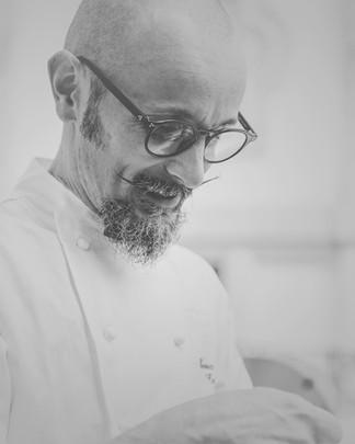 Enrico Crippa  Chef Piazza Duomo Alba CN