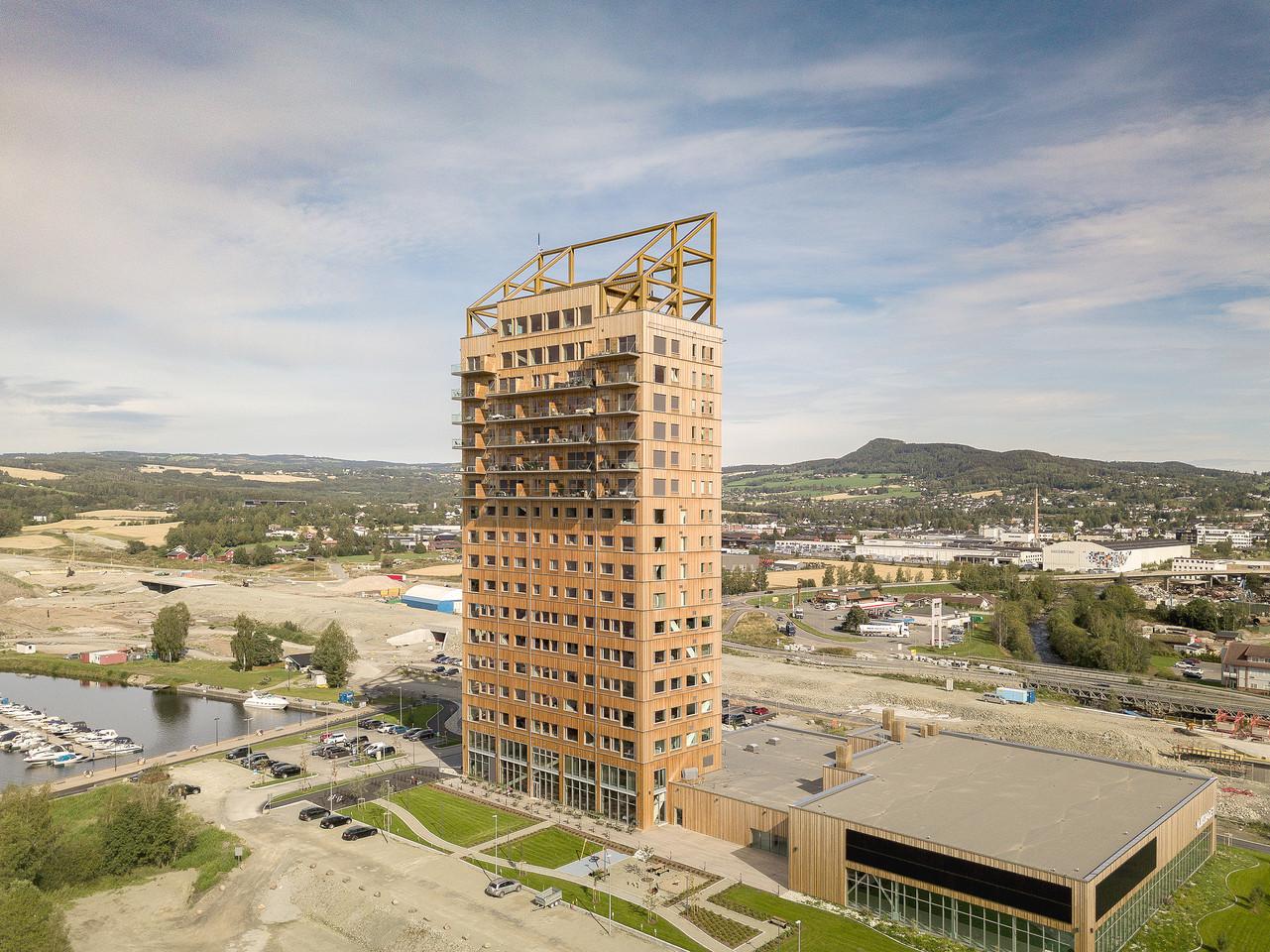 Grattacielo Brummendall Norvegia