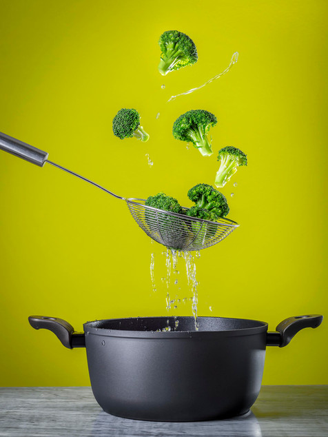 Food Fotografo ADV Broccoli Milano