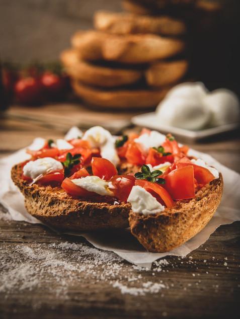 Fotografo Food ADV Frisella Milano