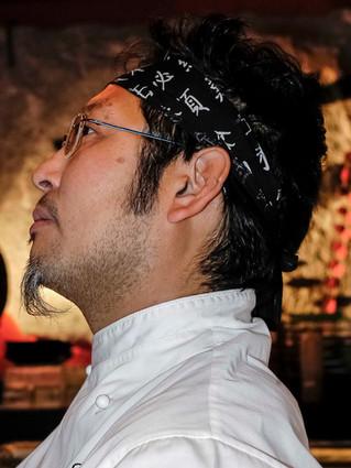 Roberto Okabe Chef Finger's Milano