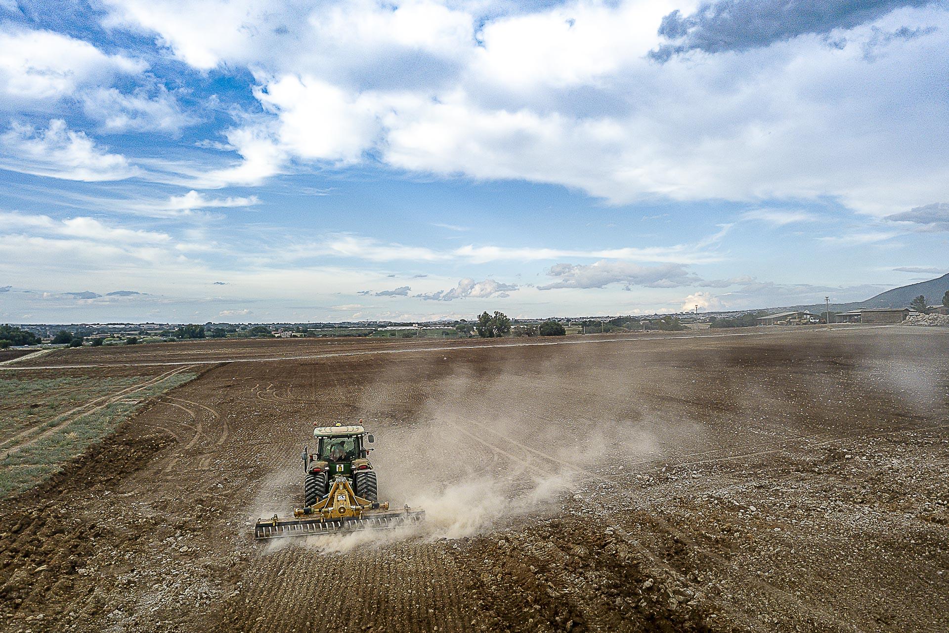 Industria primaria Agricoltura Fotografo