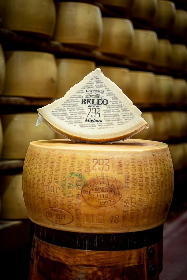 Parmigiano Reggiano Belo Reggio Emilia