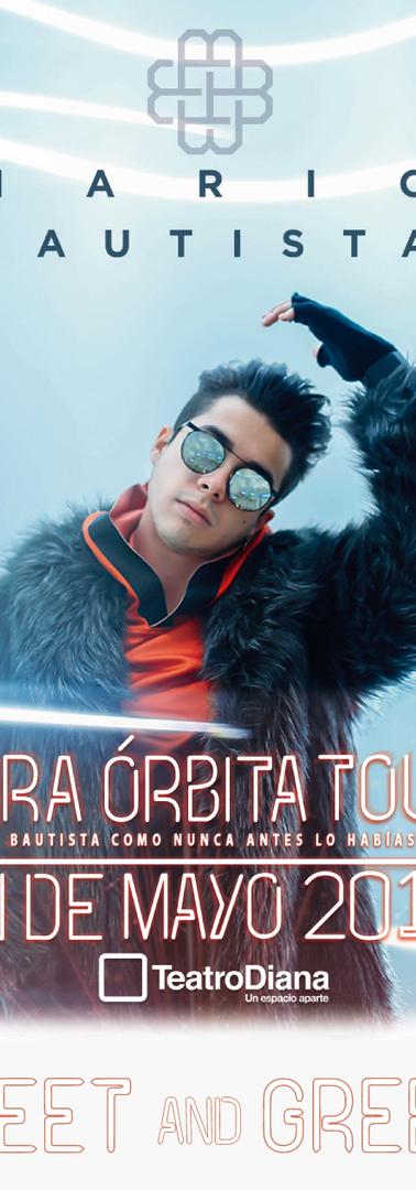 Meet & Greet Mario Bautista