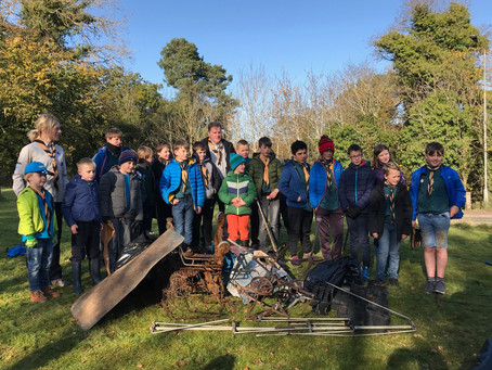 Great Borders River Clean