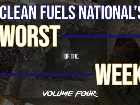 Worst of the Week!  Volume 4