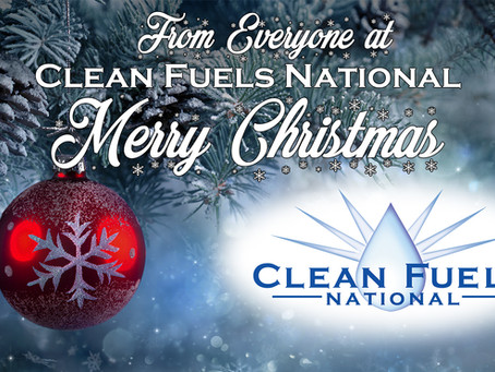 Merry Christmas from Clean Fuels National