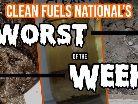 The Worst of the Week!