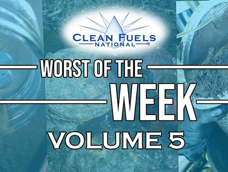 Worst of the Week!  Volume 5