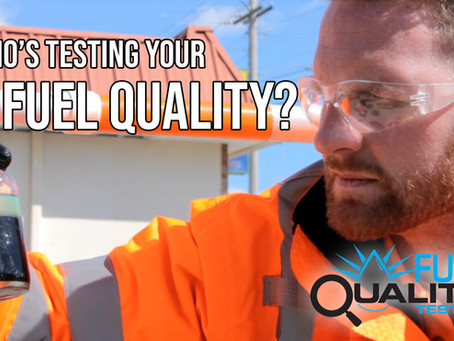 Who's Testing Your Fuel Quality?