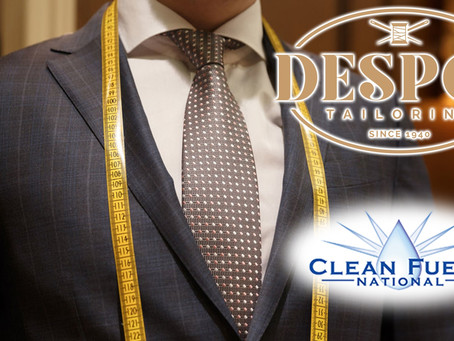 Clean Fuels National Proud to Support Local Tailor