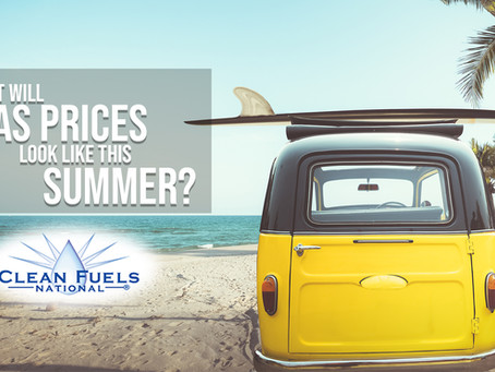 What Will Gas Prices Look Like This Summer?
