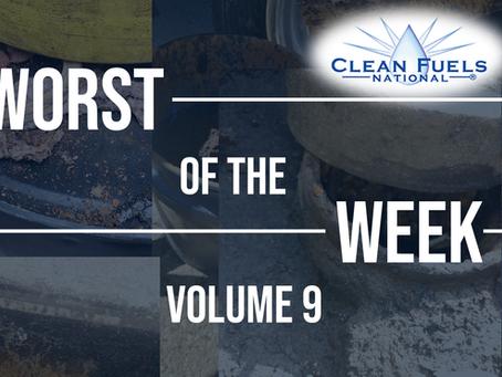Worst of the Week! Volume 9