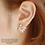 Thumbnail: Crystal Drop Earrings