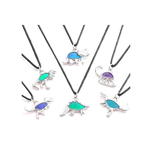 Children's Dinosaur Necklace