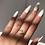 Thumbnail: Crystal Snake Ring